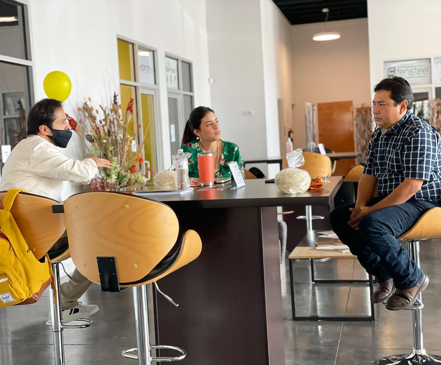 Lundin Food Collaborating with Tortillas