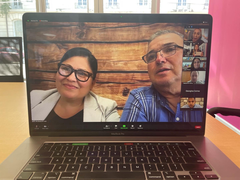 Eduardo & Naomi Mercado: Carnes Doña Blanca