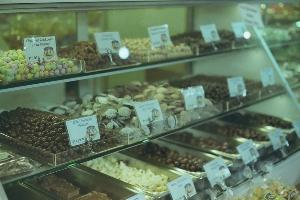 Bread Shop Stock Photo
