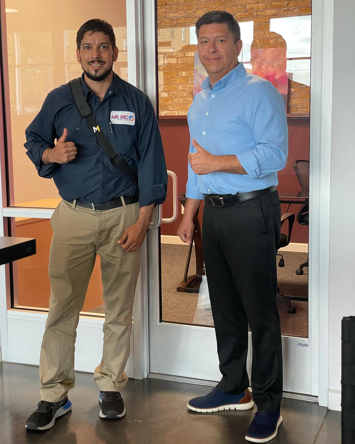 Mr. Pac Cooling & Heating: Orlando Flores